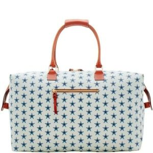 NFL Dallas Cowboys Donney & Bourke Duffel Bag